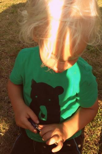 De kleine mecanieker en den beer