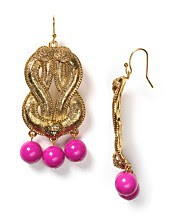 Trina Turk Cleopatra Drop Earrings