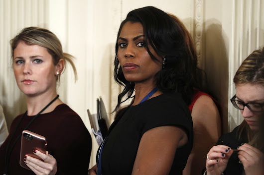 President Trump calls former aide Omarosa a 'dog' after release of audio recordings