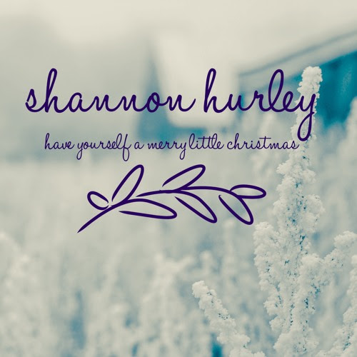 Have Yourself A Merry Little Christmas by Shannon Hurley