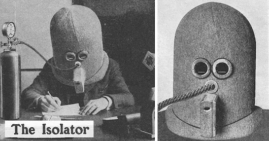 This Crazy Anti-Distraction Helmet From 1925 Is Still Relevant Today