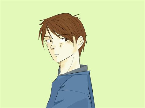 draw  anime character  pictures wikihow