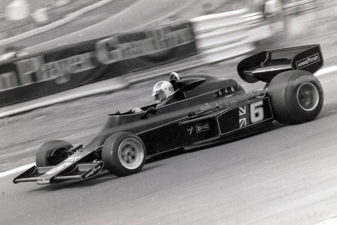 Lotus 77, Brands Hatch