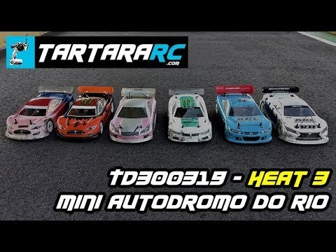 Vídeo: heat 3 - TD300319 mini autódromo do Rio