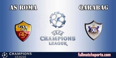 #ASRoma vs #Qarabag #FullMatch #UCL 2017 #ROMQAR #RomaQarabag #Highlights #Replay  Roma vs Qarabag Full...