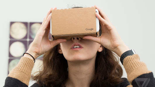 Google reportedly plans to release a Gear VR competitor later this year