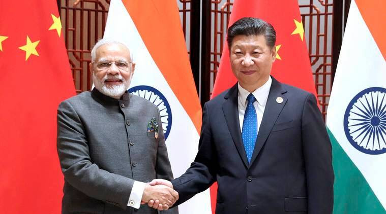 Prime Minister Narendra Modi and Chinese President Xi Jinping. (File)