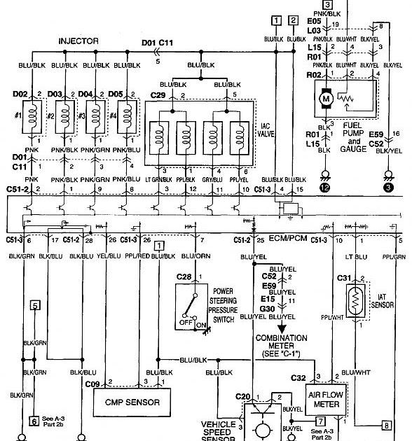 Elektrisches Schema Jimny
