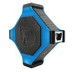 EcoEdge Waterproof Bluetooth Speaker by ECOXGEAR, Blue