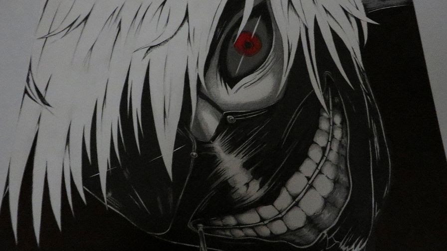 Anime Ken Kaneki Tokyo Ghoul Wallpaper For Desktop And