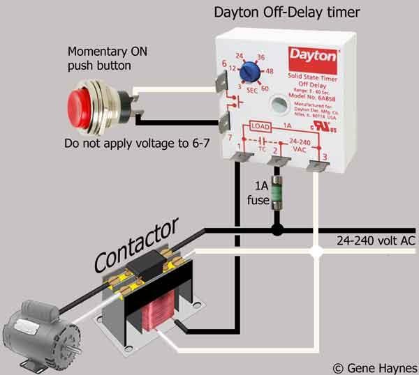 21 Inspirational Delay Switch Circuit Diagram