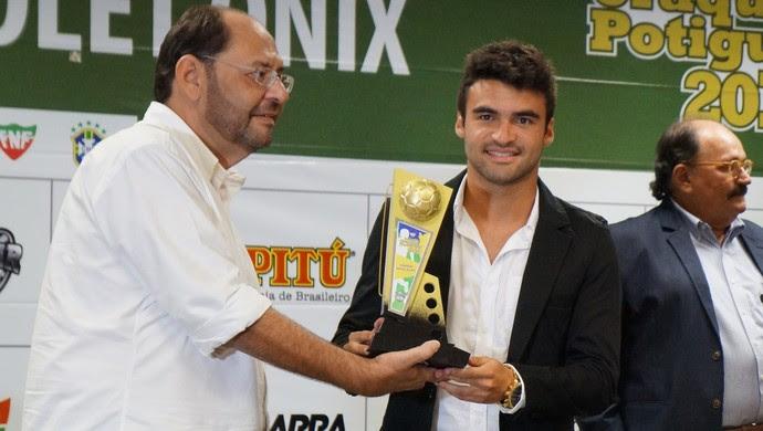 Arthur Maia - América-RN Craque do Campeonato Potiguar (Foto: Augusto Gomes)