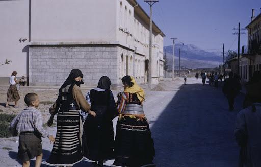 albanian women