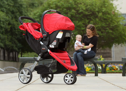 Win a Britax B-Agile Travel System!