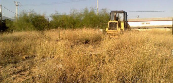 Δήμος Ξηρομέρου: Ανακοίνωση για αποψίλωση – καθαρισμό των οικοπέδων