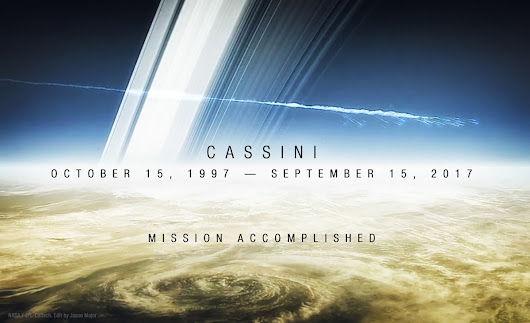 Spacecraft Down: Cassini is Gone