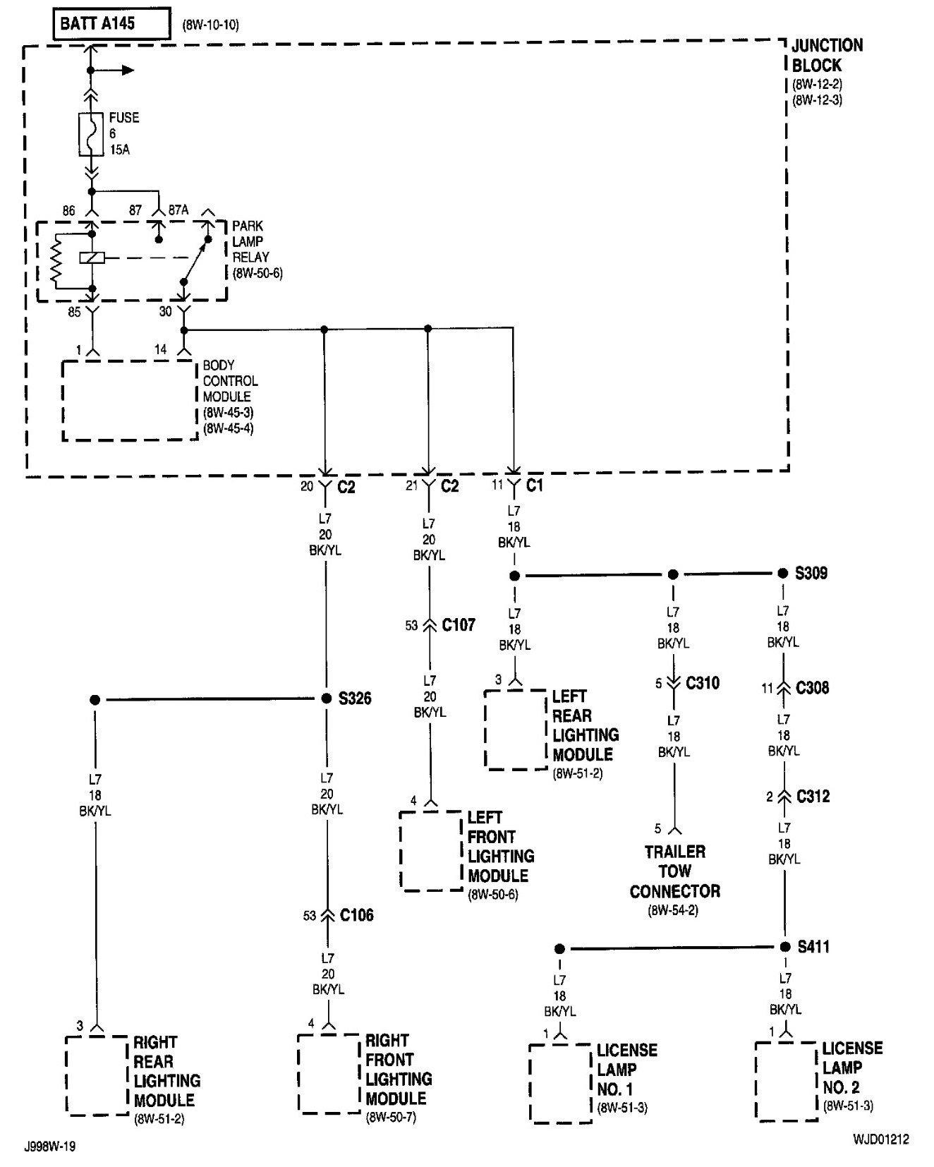 1998 Jeep Wrangler Brake Light Wiring Diagram Rinker Boat Radio Wiring Diagram Jeepe Jimny Bmw1992 Warmi Fr