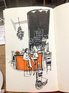 Cafetería de la Casa Encendida