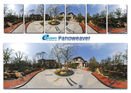 パノラマ写真 合成 - Microsoft Research、パノラマ写真の合成ツール「Image