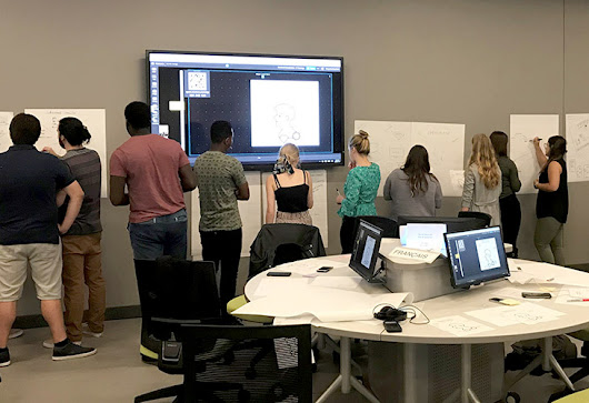 Design thinking fast-tracks collaboration at the University of Ottawa