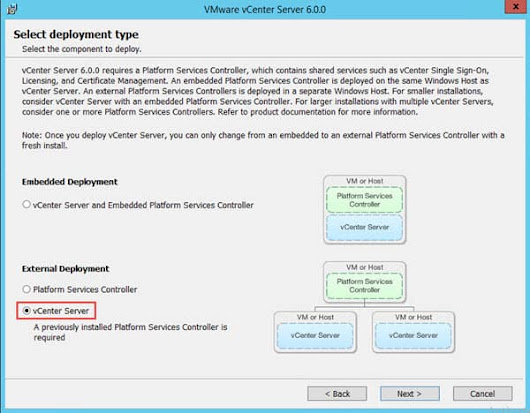 vSphere 6.0 Installation Pt. 14: Install Windows vCenter - Derek Seaman's Blog