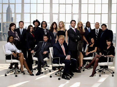 Cast of The Apprentice Celebrity Edition