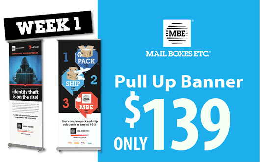 MBE Print Month is back again with HUGE savings!