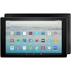 "Amazon Fire HD 10 Tablet (7th Generation) - 32 GB - Black - 10.1"""