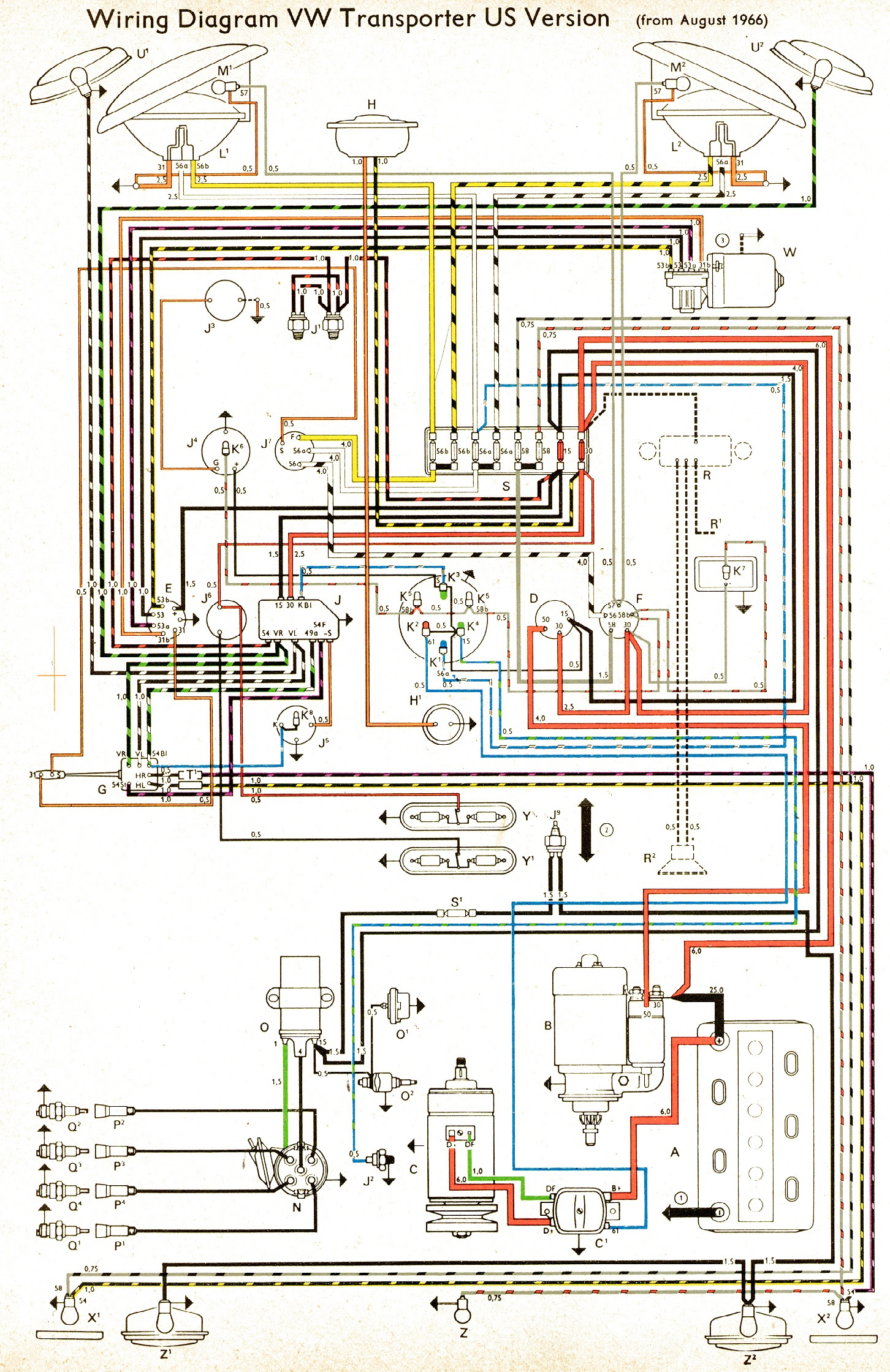 0cac 1979 Vw Headlight Switch Wiring Diagram Wiring Resources