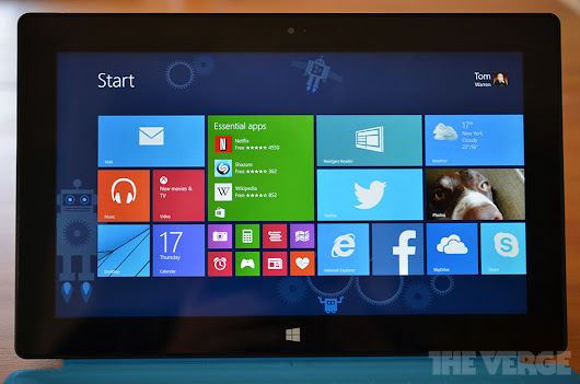 Windows 8.1 Update 1 shows signs of a Metro and desktop merge