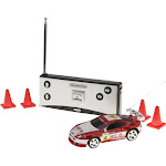 GPX Granprix - Mini Remote Controlled Racer - DC06R - RC - red