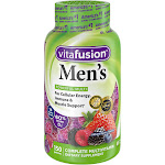 Vitafusion Men's Multivitamin Gummy Berry Flavors - 150 count