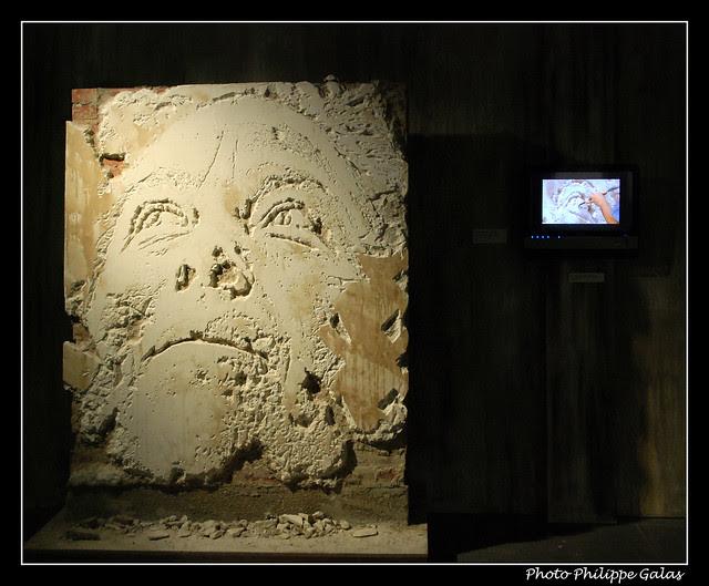 Musée de la Poste - Vhils
