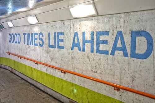 Good times lie ahead