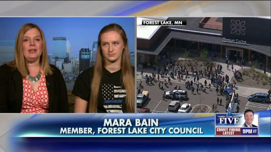 Students Stage Walkout After MN City Council Votes to Disband Local Police