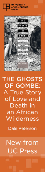The Ghosts of Gombe by Dale Peterson