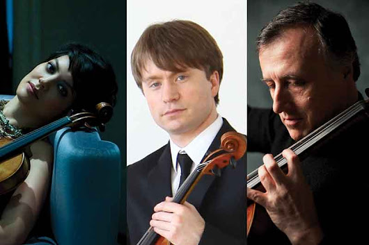 How 3 Top Players Warm Up for Concerts – Strings Magazine