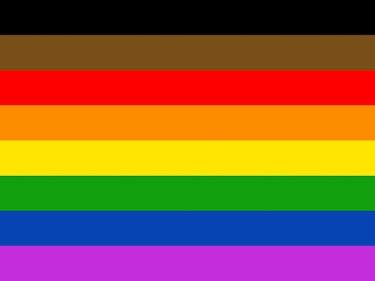 If You Hate the New Pride Flag, You're the Problem