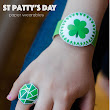 St. Patty's Day Bling: Printable Pinch-Proof Paper Wearables
