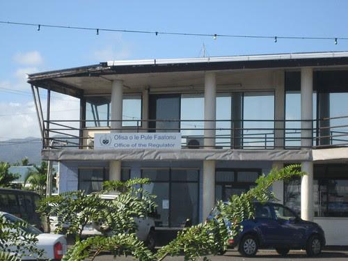 Office of the regulator Apia