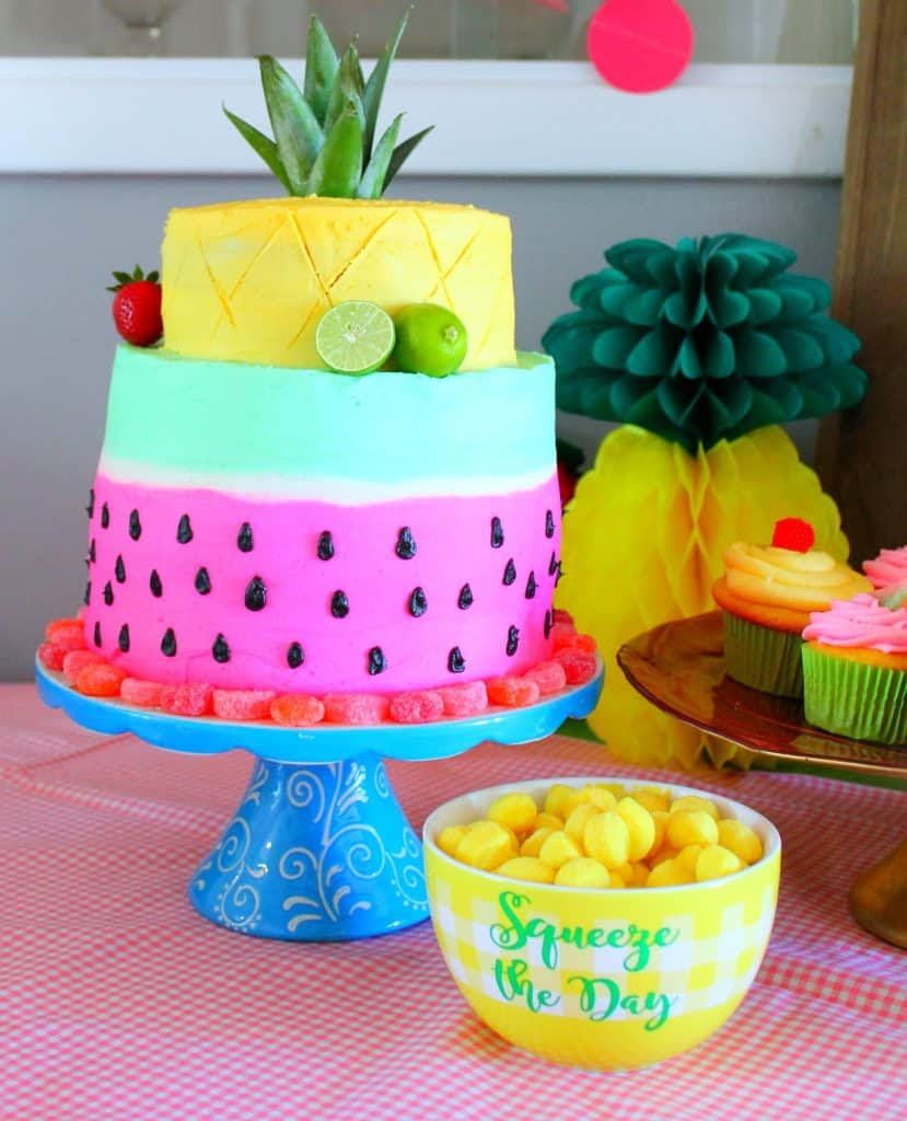 Healthy Birthday Cake For 2 Year Old