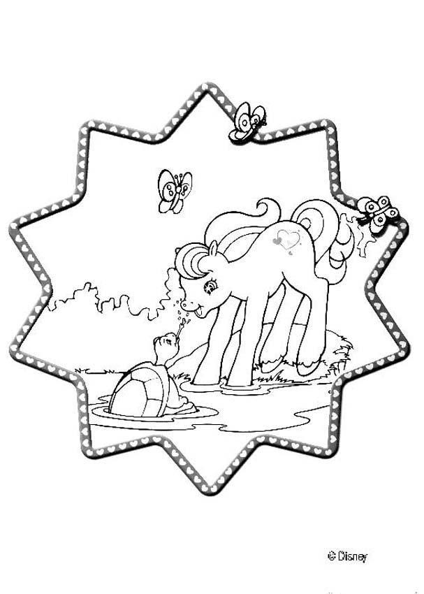 Dibujos Para Colorear Ponies My Little Pony Eshellokidscom