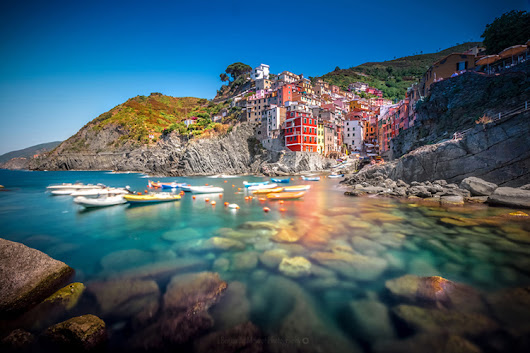 Tips for Photographing Cinque Terre, Italy | Try Something Fun