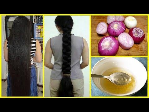 تحدي 100٪ لنمو الشعر أعدك بأن شعرك لن يتوقف أبدًا عن النمو بعد استخدام هذه الوصفة