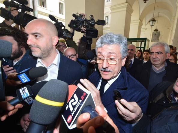 Giovanni Legnini (Imagoeconomica/Carofei)
