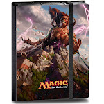 Ultra Pro Magic the Gathering Born of the Gods Pro Binder