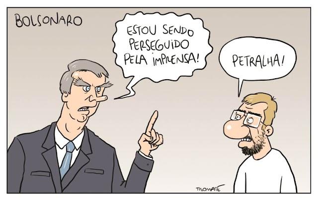 Postes, invenções e instabilidade no Brasil
