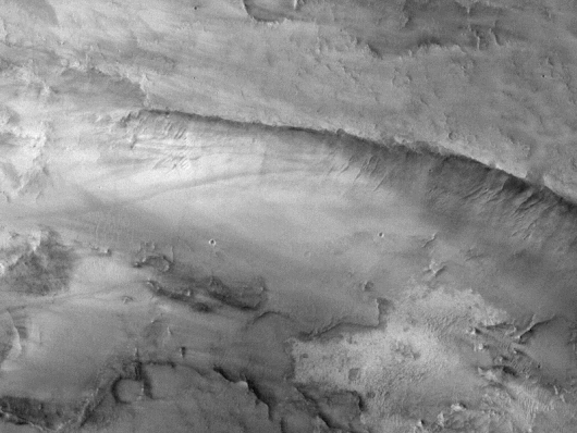 New Images on Planet Four: Ridges