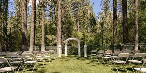 western big bear chateau weddings  prices