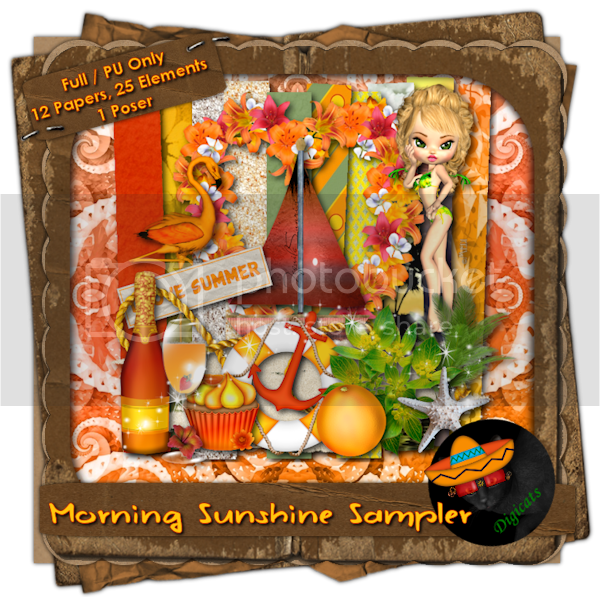Morning Sunshine Sampler (Full)